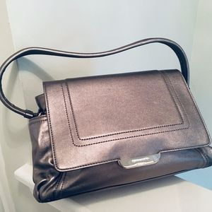 Kate Spade Metallic Leather bag